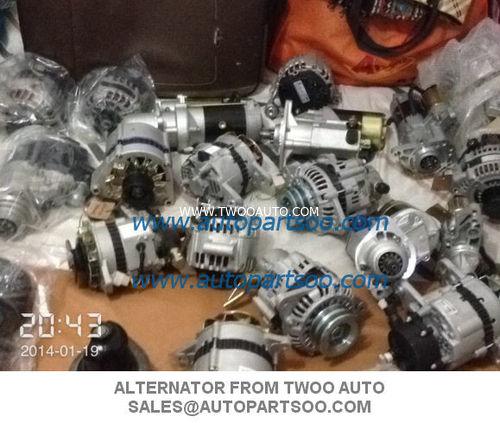 China news about ISUZU Alternator For Cubic, Heavy Duty Truck, Elf, Forward, Giga, Bus,Erga