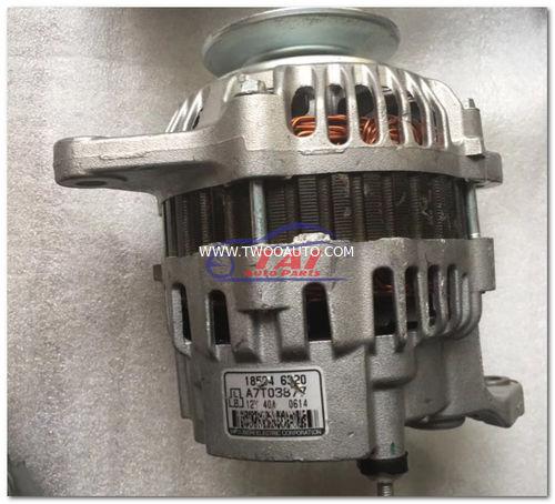 Alternator / Starter Motor Stock List