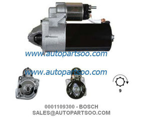 0001110012 - BOSCH Starter Motor 12V 1.7KW 9,10T MOTORES DE ARRANQUE