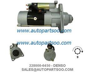 228000-3640 228000-3641 - DENSO Starter Motor 12V 2.2KW 10T MOTORES DE ARRANQUE