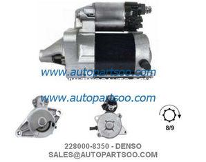 028000-5530 028000-5620 - DENSO Starter Motor 24V 4.5KW 11T MOTORES DE ARRANQUE