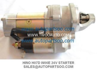 Brand New HINO Starter Motor For Hino FD FC HO7D WO6E 24V