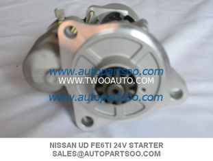 Brand New Nissan Starter Motor For Nissan MK UD FE6TI 24V