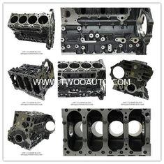 Wholesale ISUZU Engine 4hf1 Cylinder Block China Supplier 4hf1 BLOX Bloque de cilindro