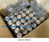 China DKS32 TM31 2 Metal Balls and 2 Shoes for Piston assy factory