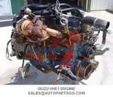 China Used Isuzu 6HE1 6HH1 6HK1 Diesel Engine FRR FTR GMC W5500 W6500 W7500, Usado 6HE1 Motor factory