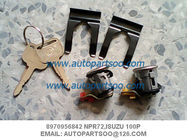 China ISUZU Door Locks 8970956852 lock the door right NPR72 ISUZU 100P Barrell and key factory