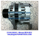 China 23100-VW20A - New Nissan Urvan Alternator ZD30 12V 80A Alternador factory