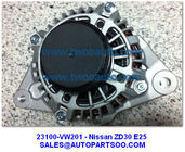 China 2310M-VW25A - New Nissan Urvan Alternator ZD30 12V 80A Alternador factory
