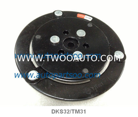 DKS32 TM31 Compressor Pulley Clutch 24V 2B rubber