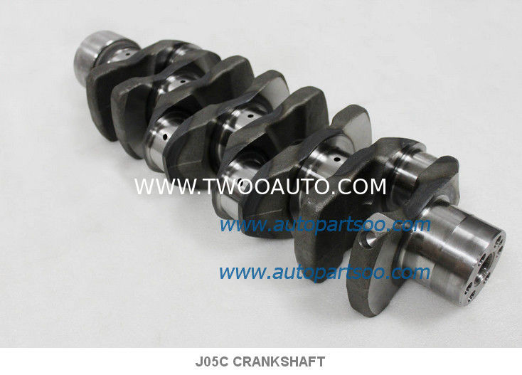 HINO J05C CIGÜEÑAL S1341-12281 J05C/JO5T JO5C CRANKSHAFT ENGINE PARTS