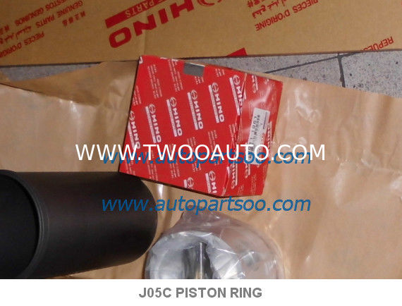Hino J05C PISTON RING H07D H07C H06C EH700 Piston Pin For Hino Truck