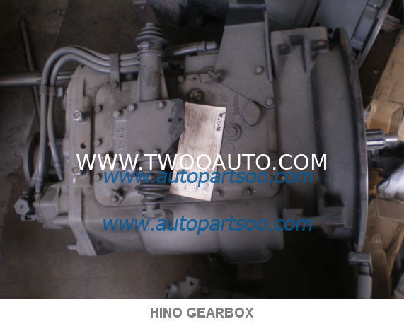 RTLO18918B EXCHANGE TRANS TRANSMISSION GEARBOX PARTS USADO HINO CAJA 1998 FULLER RTLO16718