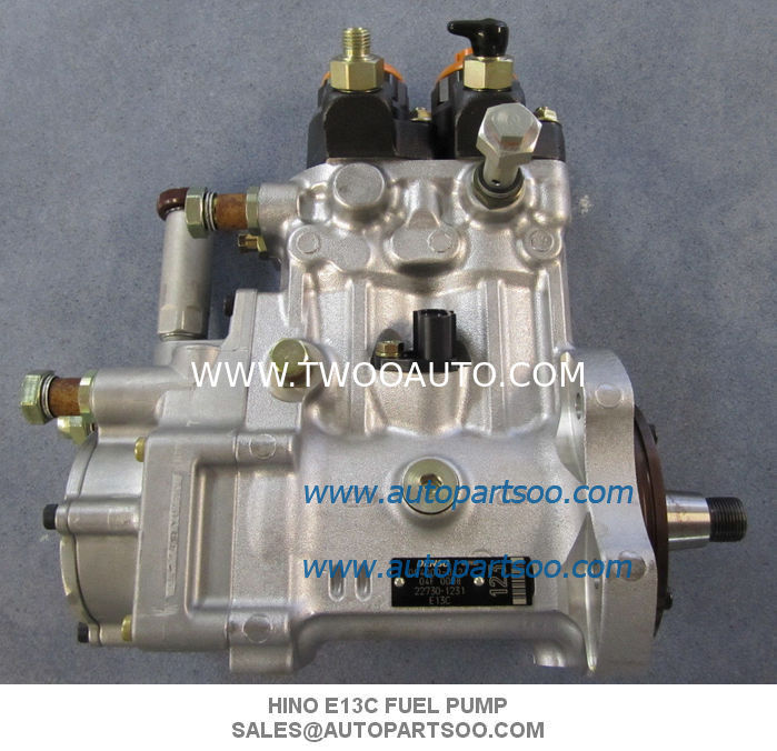 Denso Fuel Pump HINO E13C Fuel Pump 94000-0421 22730- 1231 790028