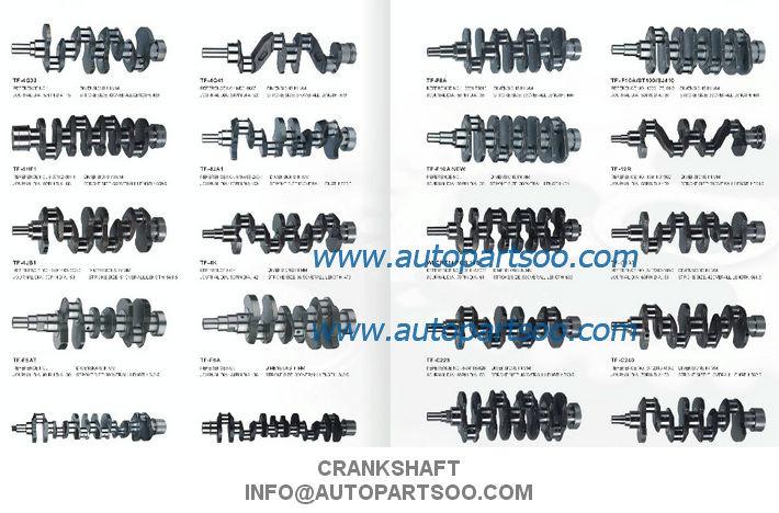 HINO J05C CIGÜEÑAL S1341-12281 J05C/JO5T JO5C CRANKSHAFT ENGINE PARTS