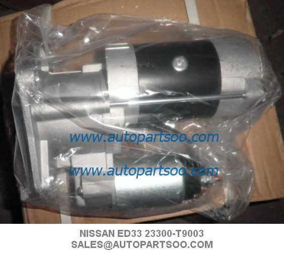 New Starter for MITSUBSHI for NISSAN ED33 M2T64371 M2T64373 23300-T9003 23300-T9005