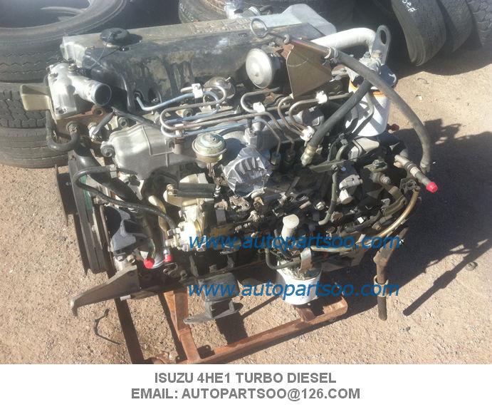 used isuzu 6bg1 engine assy, usada isuzu 6bg1 motor diesel 1997 isuzu rodeo diagrams isuzu diesel engines diagrams #13