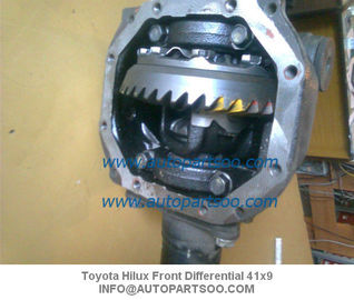 China Nucleo Diferencial Delantero De Toyota Hilux 41x9 Toyota Front Differential 41x9 41:9 distributor