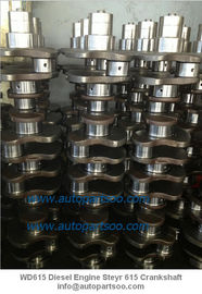 China WD615 Diesel Engine Steyr 615 Crankshaft Cigüeñal Crankshaft Parts Diesel Engine Parts distributor