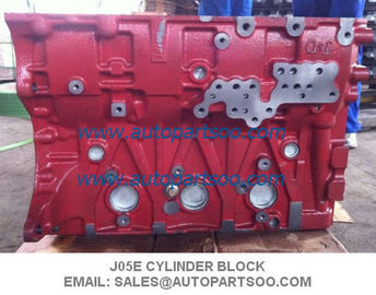China HINO J05E Cylinder Block For SK200-8, SK250-8 Kobelco Excavator Digger Mantenance distributor