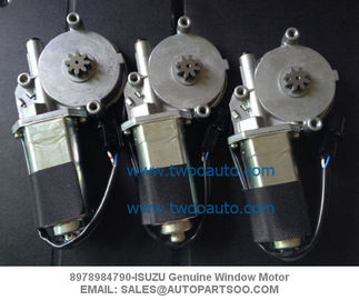 China ORIGINAL ISUZU NKR55 NKR77 NPR70 700P Genuine 8-97898480-0 LH window motor Win Motor 24V motor de la Ventana distributor