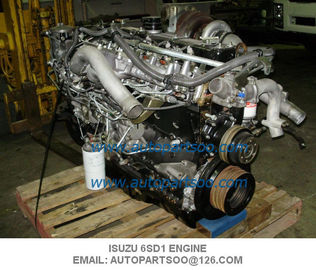China Isuzu 6sd1 engine assy used engine , motor de isuzu 6sd1 distributor