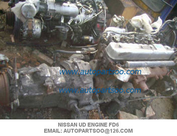 China NISSAN UD ENGINE FE6 ENGINE, USED ENGINES distributor