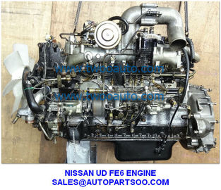 China NISSAN UD ENGINE FE6 ENGINE, USED NISSAN FE6 ENGINE distributor