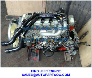 China HINO J08C ENGINE, USED HINO J08C ENGINE MOTORS USADO distributor