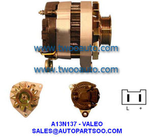 China A13N137 A13N160 A13N210 - VALEO Alternator 12V 50A - A13N137 A13N160 A13N210 factory
