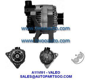 China A11VI91 SG7B014 SG7B024 - VALEO Alternator 12V 70A Alternadores distributor