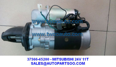 China 37566-45200, 34566-05200 - MITSUBISHI NEW STARTER 24V 7.5KW 11T MOTORES DE ARRANQUE distributor