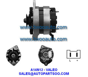 China 7700687564 A14N12 A14R45 NA288 - VALEO Alternator 12V 75A Alternadores distributor