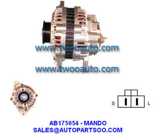 China AB175054 AB175068 - MANDO Alternator 12V 75A Alternadores distributor