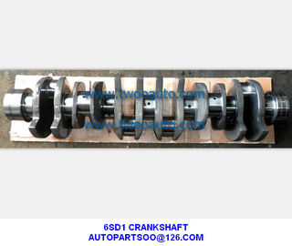 China ISUZU 6SD1 CRANKSHAFT 1-12310503-2 6HE1 6HH1 6HE1T 6HF1 6BB1 CRANKSHAFT distributor