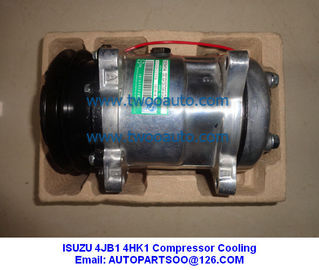 China Isuzu 100P 4JB1 600P 4HK1 Air Conditioning Compressor Cooling Pump distributor