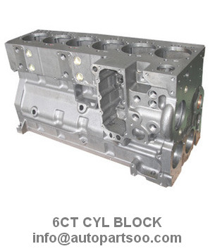 CUMMINS 6CT Cylinder Block Single Thermostat