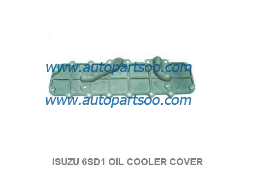 ISUZU 4BD1 Oil Cooler Cover 5-11289-003-0