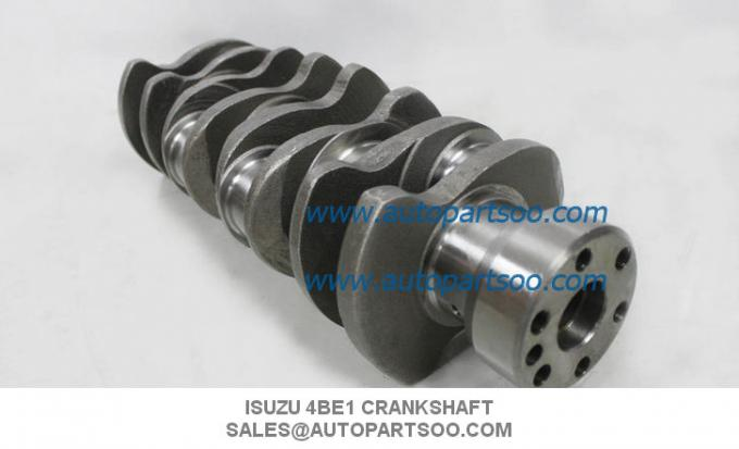 NEW ISUZU 4BE1 CRANKSHAFT- Cigüeñal 8-94416-373-2 ISUZU 4BE1 4JA1 4JB1 4JB1T 4JG2