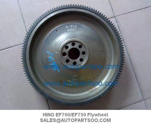 HINO EF700 EF750 Flywheel Engine Transmission Parts Volante Bolantes