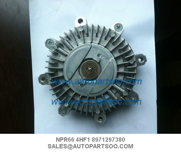 8971297350 8971297360 - ISUZU NHR69 4JB2 4JG2 Fan Clutch ISUZU Coupler Acoplador