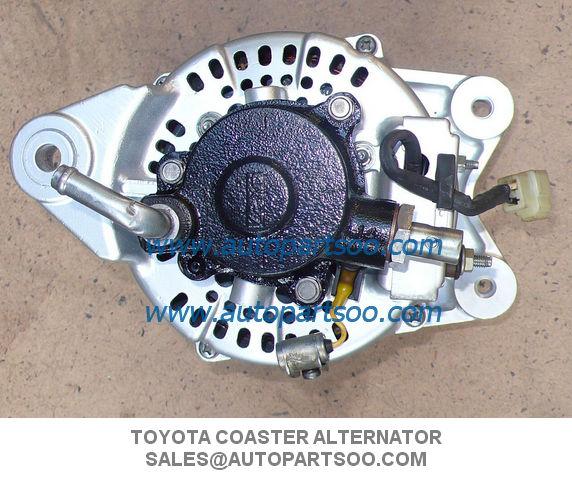 27040-58020 2704058020 - Toyota Coaster Denso Alternator 24V 85A Alternadores
