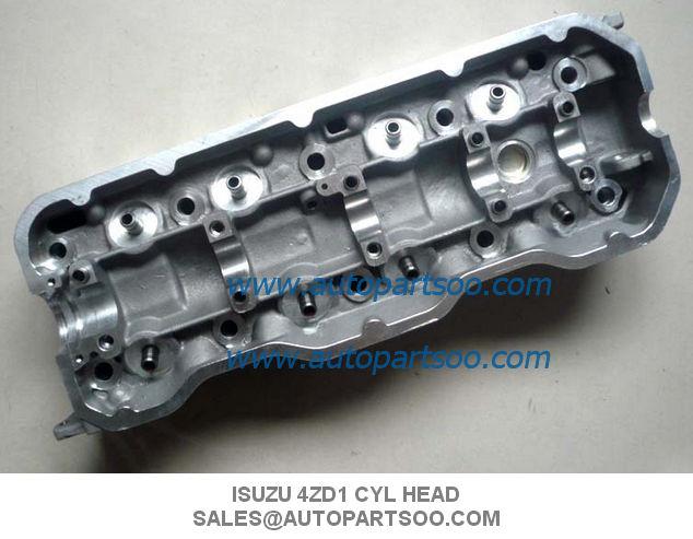 ISUZU 4ZD1 Cylinder Head Tapa De Cilindro del ISUZU Culata 8941463202 2.3L