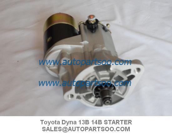 Brand New Toyota Starter Motor For Toyota Dyna 13B 14B 12V