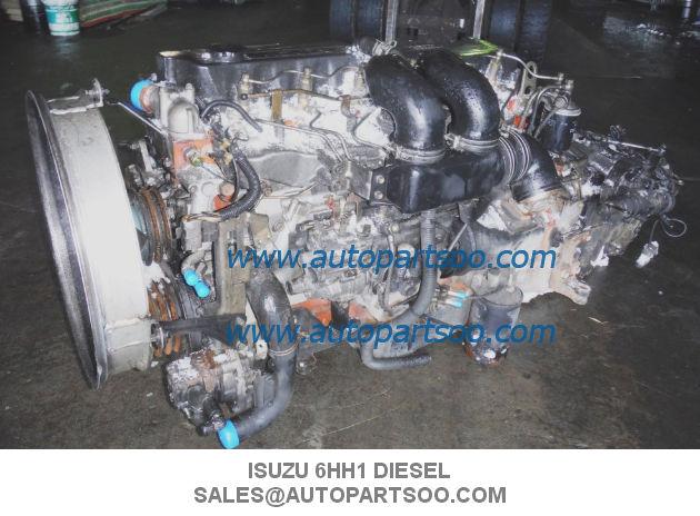 Jim Click Nissan >> NISSAN UD DIESEL FE6 Engine assy,FE6 12 valve, FE6 24 valve, FE6T, FE6TC, PF6T, PF6TB