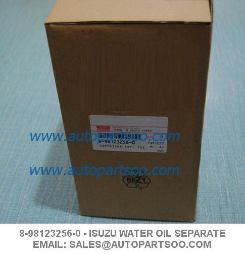 Oil Water Separator ISUZU Fuel Cartridge Kit (8-98123256-0)