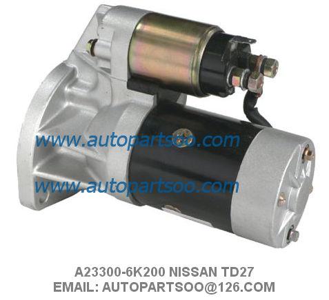 Komatsu 4D95 Starter Motor 0-23000-0262 600-813-1721