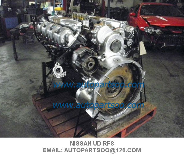 nissan ud rf8 engine used motor for sale diesel engine. Black Bedroom Furniture Sets. Home Design Ideas