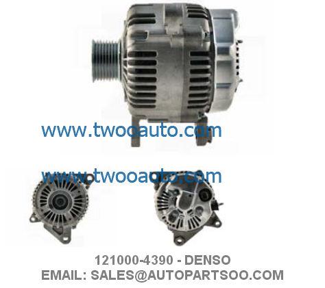100211-1610 100211-1630 - DENSO Alternator 12V 40A Alternadores