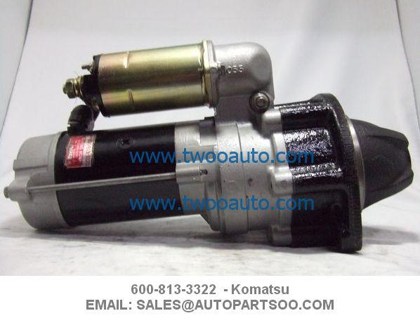 28100-2624 0355 502 0019 - Hino 500 J08C Starter Motor 24V 4.5KW 11T